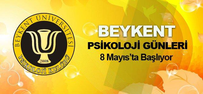 Beykent Psikoloji Günler 8 Mayıs'ta Başlıyor