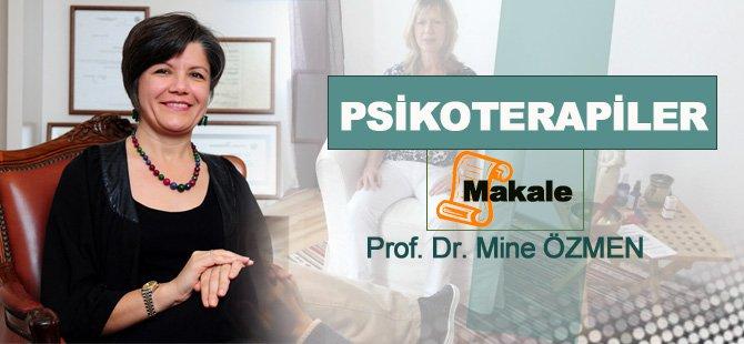 Psikoterapiler - Prof. Dr. Mine Özmen