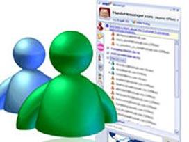 MSNde chatleşirken çeviri yapın