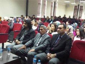 Bingöl'deki Rehber Öğretmenlere Konferans