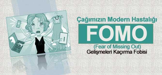 Çağımızın Modern Hastalığı:FOMO
