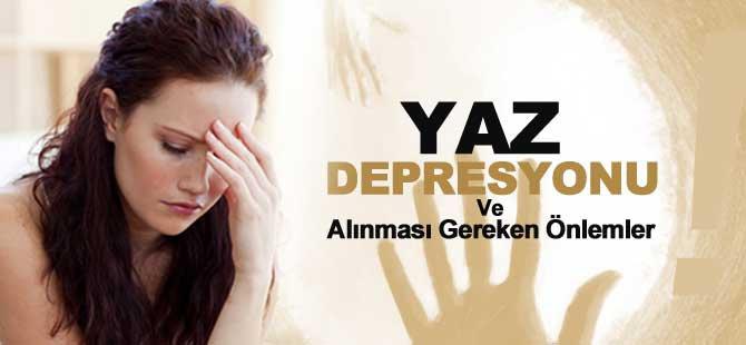 Yaz Depresyonuna Karşı Önleminizi Alın