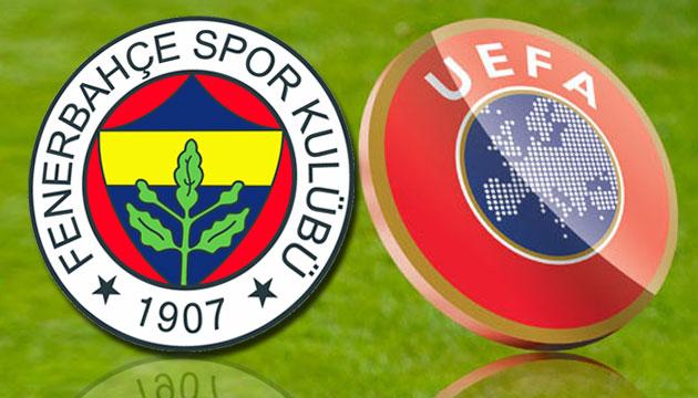 Fenerbahçe UEFA Linsansını Aldı!