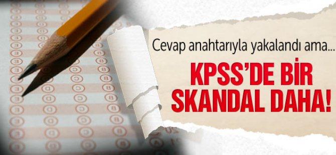 KPSS Cevap Anahtarıyla Yakalandı Ama Serbest Kaldı