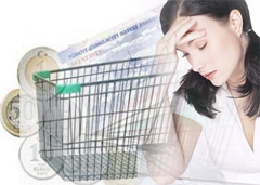 Alışveriş çılgınlığı ve korunma yolları