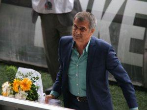 Beşiktaş Kulübü Yöneticileri ile Şenol Güneş Bir Arada!