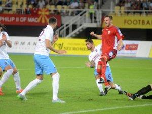 Trabzon Rabotnicki Maçının Sonucu 1-1