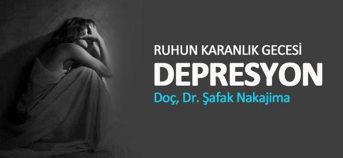Ruhun Karanlık Gecesi Depresyon