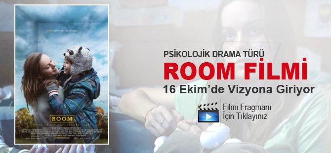 Psikolojik Drama ROOM'un Fragmanı Yayımlandı