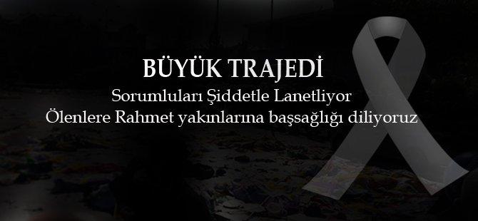 Ankara'da Terör Eylemi