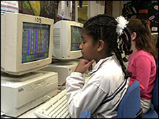 Kızlar daha mı çok bilgisayar kullanıyor?