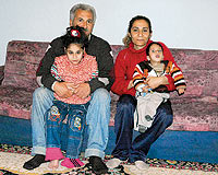 Engellilere 'evde bakım' yardımı Aileleri Sevindiriyor