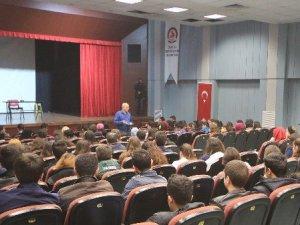 Gençlik Meclisi'nden Sınav Kaygısı Semineri