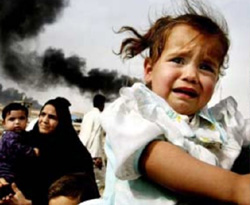 Iraklı savaş mağdurlarına online terapi