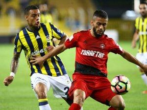 Fenerbahçe -Gaziantepspor'u 2-1 mağlup etti