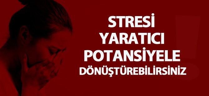 Stresi Yaratıcı Potansiyele Dönüştürebiliriz!