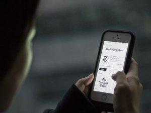 Çin'de New York Times uygulamasına erişim engellendi