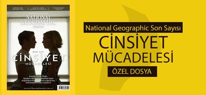 National Geographic Cinsiyet ve Mücadele Sayısı