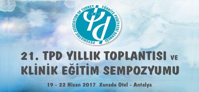 TPD 21. Klinik Eğitim Sempozyumu