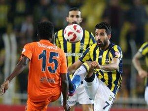Başakşehir Türkiye Kupasında Finale Çıktı