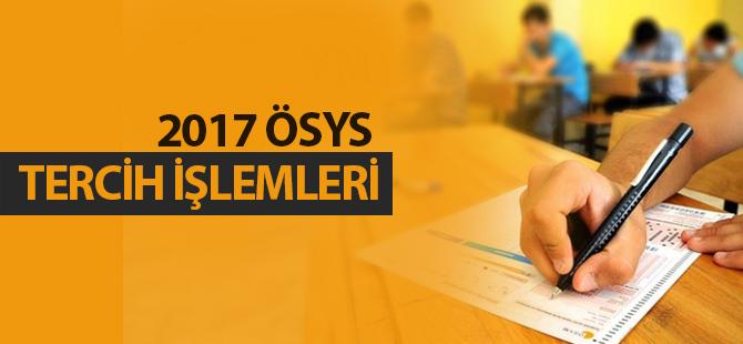 2017 YGS ve LYS Tercihleri Nasıl Yapılacak?