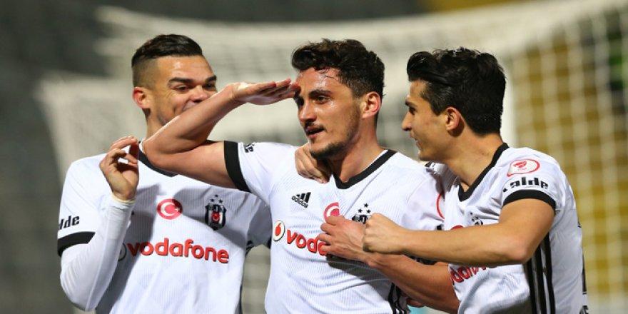Kupa golcüsü Mustafa Pektemek