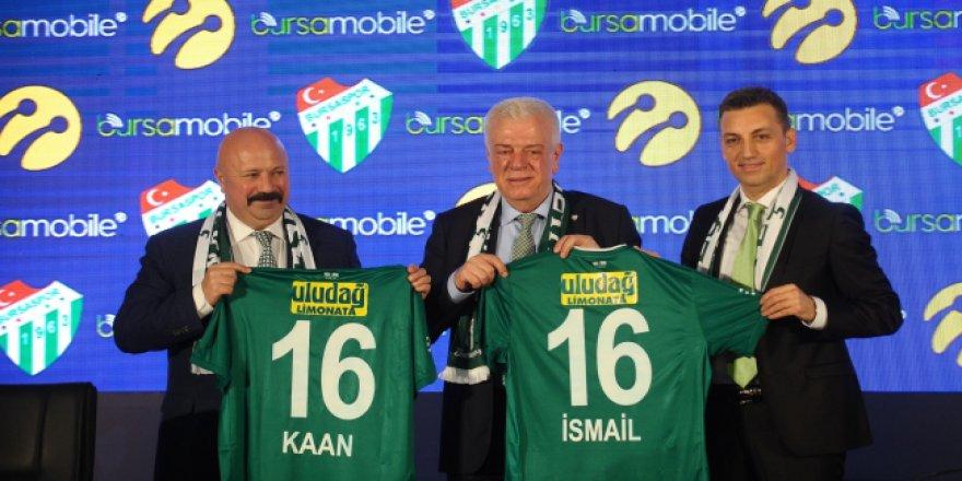 Bursaspor'dan dev anlaşma!