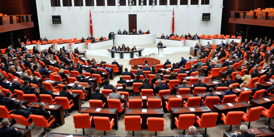 Seçim ittifakı Meclis'ten geçti