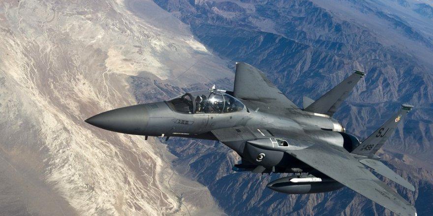 ABD'de savaş uçağı düştü: 2 ölü