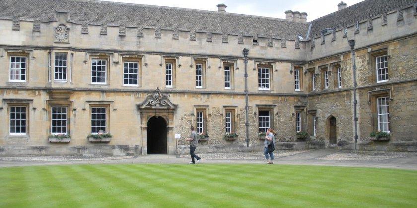 Oxford Üniversitesi'nde feminist felsefe çalışmaları güçlendiriliyor