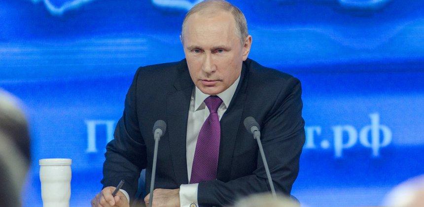 Rusya'daki seçimlerin galibi Vladimir Putin