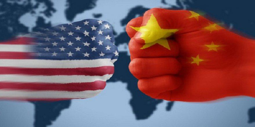 Çin ve ABD arasında sular ısınıyor