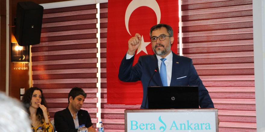 Türk PDR Derneği Yeni Başkanı: Doç. Dr. Cengiz ŞAHİN