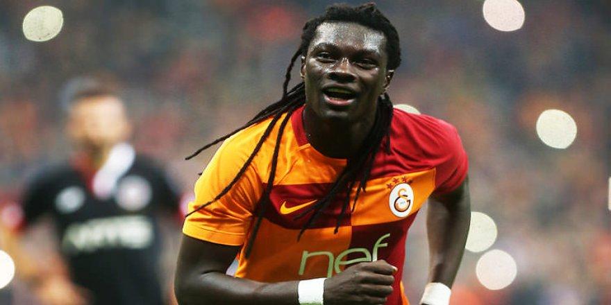 Bafetimbi Gomis, Galatasaray formasıyla rekora koşuyor!