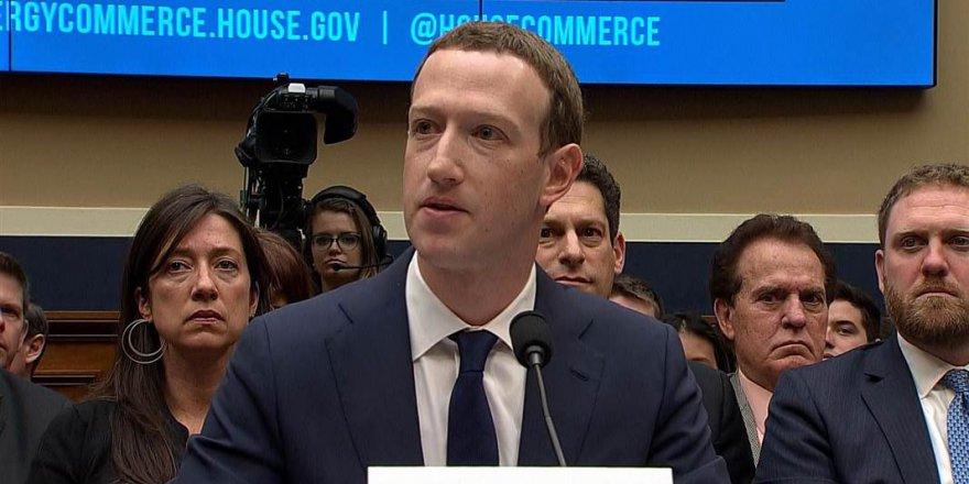 AP Zuckerberg'i ifade vermeye çağırdı