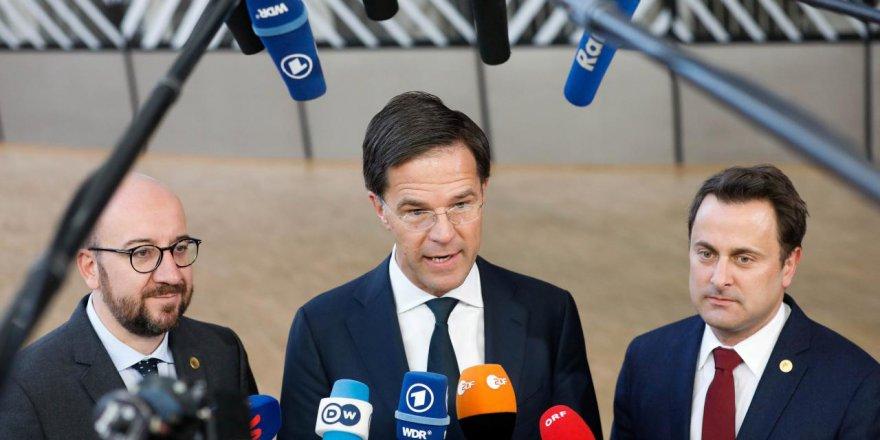 Mark Rutte'den Hükumete 'propaganda için gelmeyin' çağrısı