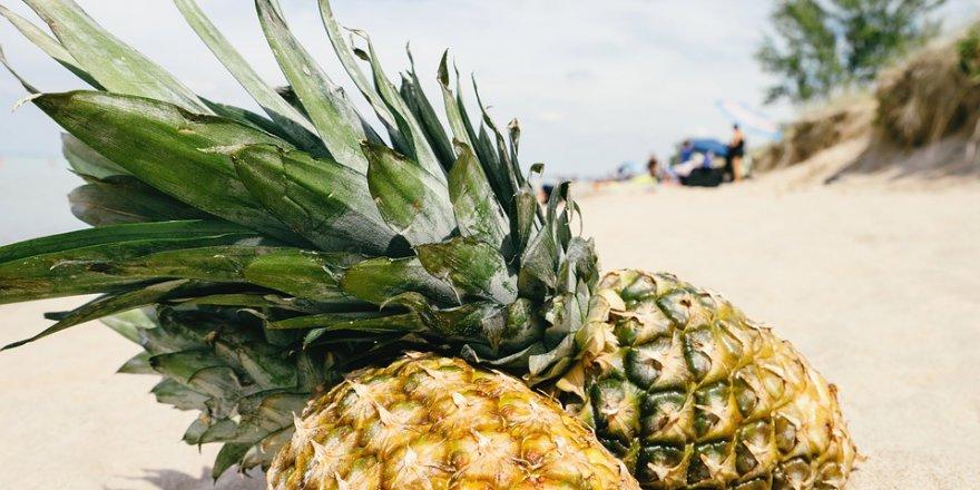 Ananas kabuğunun daha önce hiç duymadığınız faydaları