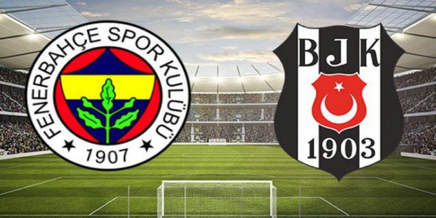 Fenerbahçe-Beşiktaş maçı kaldığı yerden seyircisiz oynanacak