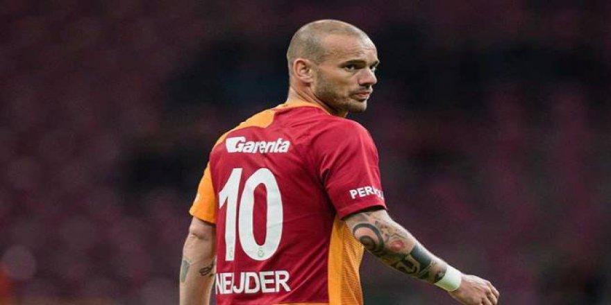 Sneijder Galatasaray'a geri dönüyor!