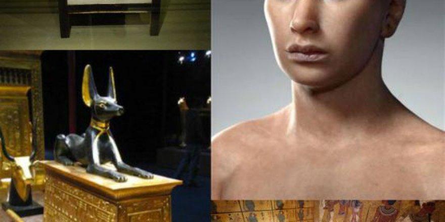 Tutankamon'un mezarında 'gizli oda' bulunamadı