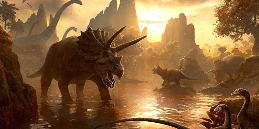 Dinozorlar zehirlendi mi?