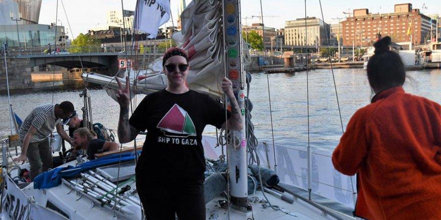 İskandinav aktivistler, balıkçı tekneleriyle Gazze'ye gidiyor