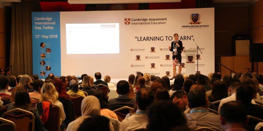 Eğitimciler Cambridge Üniversitesi Konferansı'nda İstanbul'da bir araya geldi