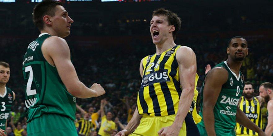Fenerbahçe Doğuş EuroLeague'de üst üste 3. kez finalde