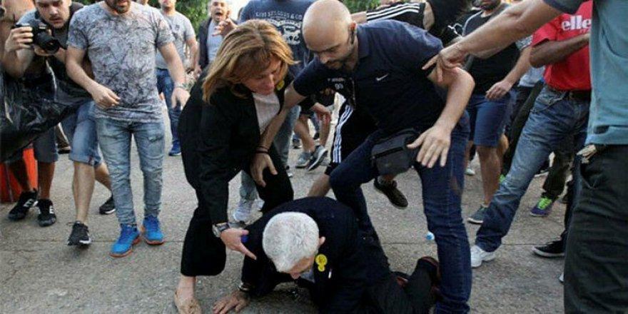 Selanik Belediye Başkanına yönelik saldırı