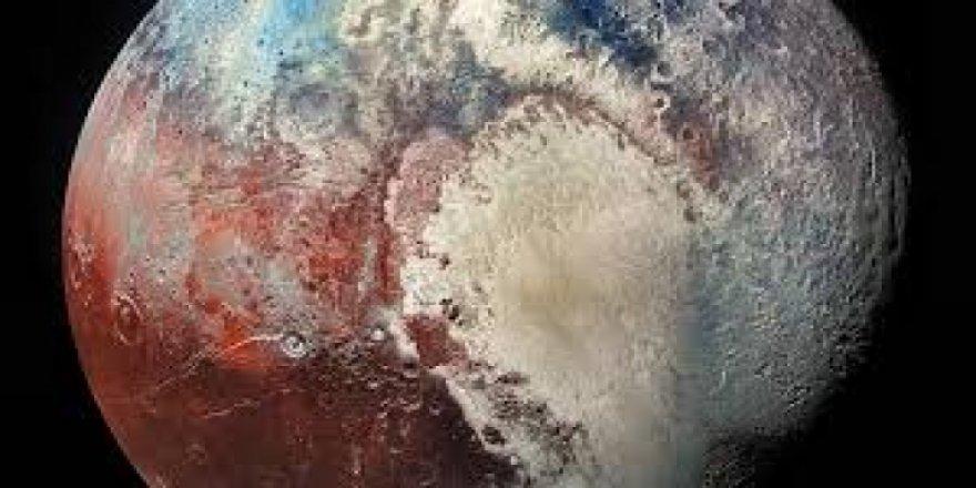 Gökbilimcileri şaşırtan buluş: Plüton'da donmuş metan kumulları keşfedildi