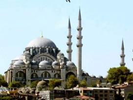 Süleymaniye camisinin gizli şifreleri