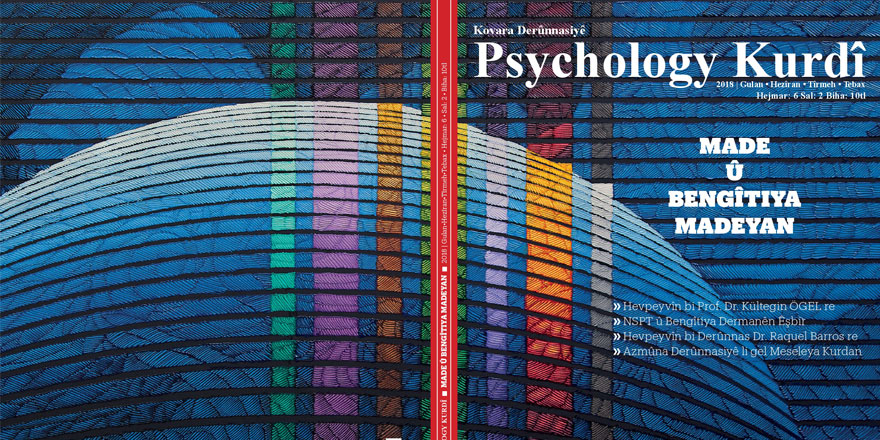Psychology Kurdî'nin 6. Sayısı Okuyucularıyla Buluştu
