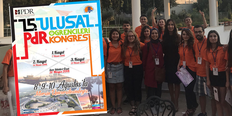 15. Ulusal PDR Öğrencileri Kongresi