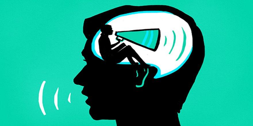 Kafamızın İçinde Duyduğumuz İç Sesin Kaynağını Hiç Merak Ettiniz mi?